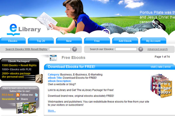 45 top websites to download free ebooks e library fandeluxe Choice Image