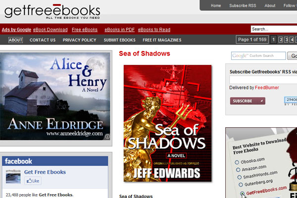 45 top websites to download free ebooks get free e books fandeluxe Choice Image