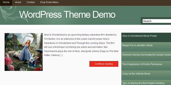 neatless 110 Free WordPress Themes For 2011