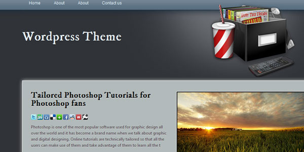 plaggie 110 Free WordPress Themes For 2011