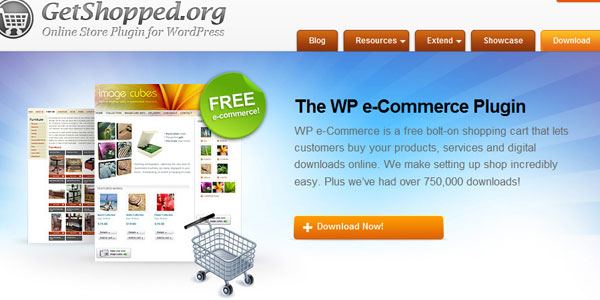 wordpress ecommerce 110 Free WordPress Themes For 2011