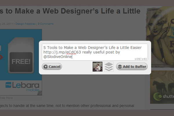web image 1 10 Twitter Tools to Increase Your Productivity