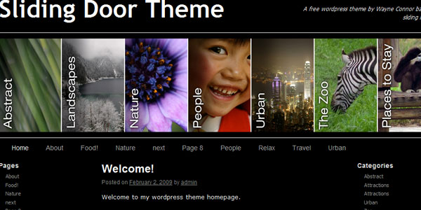 100 Free WordPress Themes | Tell You All