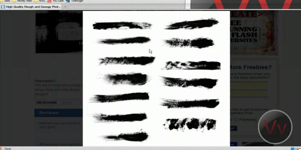 How to Use and Create Brushes in Adobe Photoshop