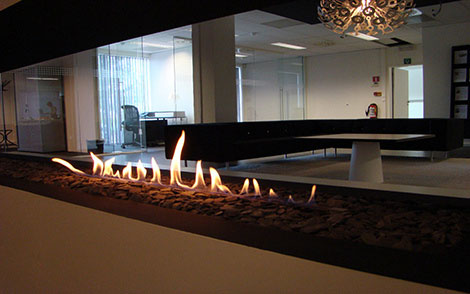 decorative fireplace 25 Tempting Fireplace Designs