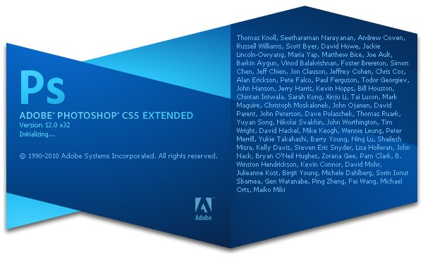 startup Puppet Warp and Content Aware Feature In Photoshop CS5