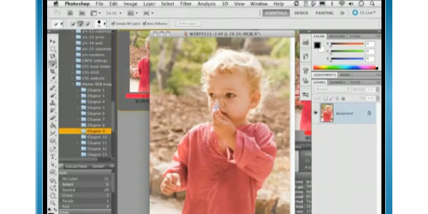hair masking 20 Photoshop CS5 Tutorials
