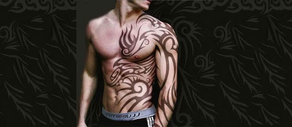 celtic tribal tattoo