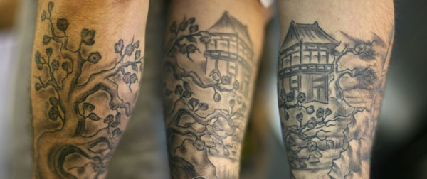 sleeve tattoo 25 Full Sleeve Tattoo Designs