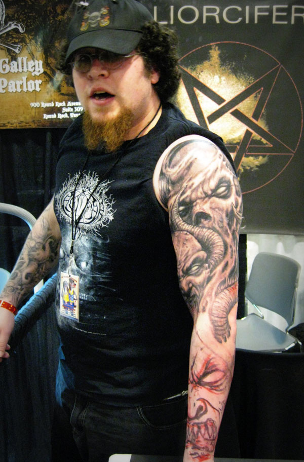 tattoo 25 Full Sleeve Tattoo Designs