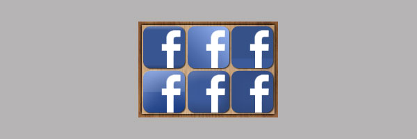 6 Facebook Icons