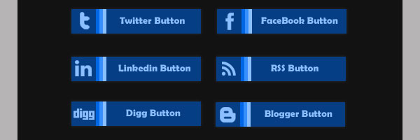 social media free buttons 50 Awesome Social Media Icons & Web 2.0 Icons