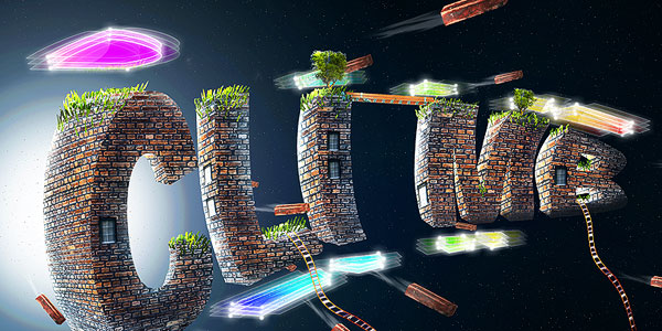 The Making of Climb – An Awesome 3D Text Composition in Photoshop