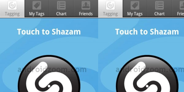 shazam 20 Best Android MP3 Players