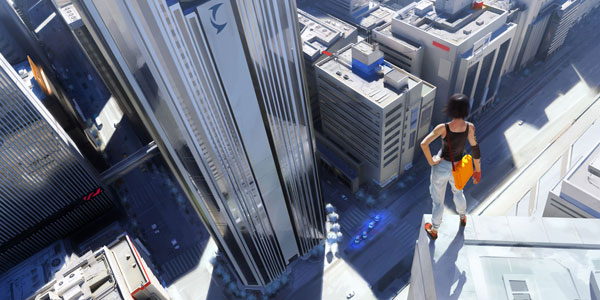 mirrors edge 25 Animation Wallpapers