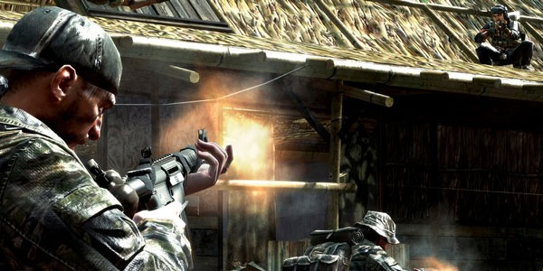 "Call of duty: Black Ops ""first strike"" game add-on rides first on Xbox Live February 1"