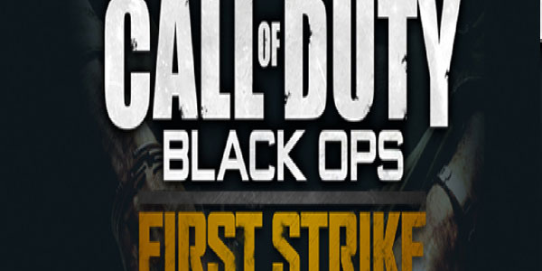 Call of duty:Black Ops First-Strike DLC PS3