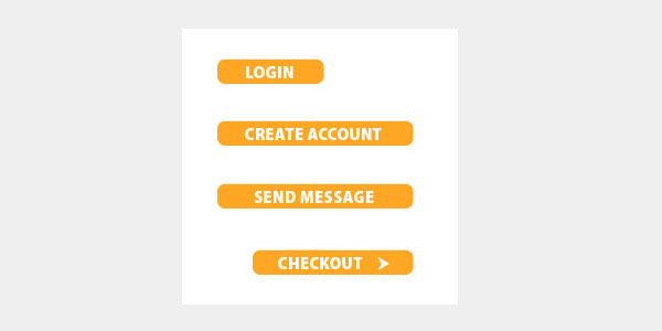 Yellow Ecommerce Buttons