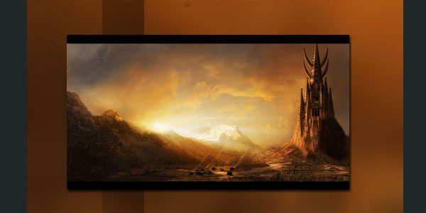Matte Painting Light Tutorial