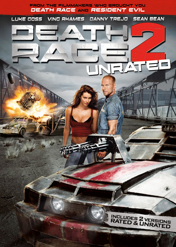 death race 2 30 Movie Posters Of 2011
