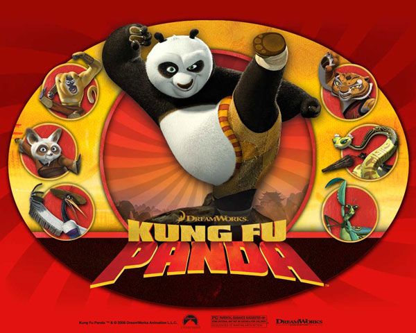 kung fu panda 30 Movie Posters Of 2011