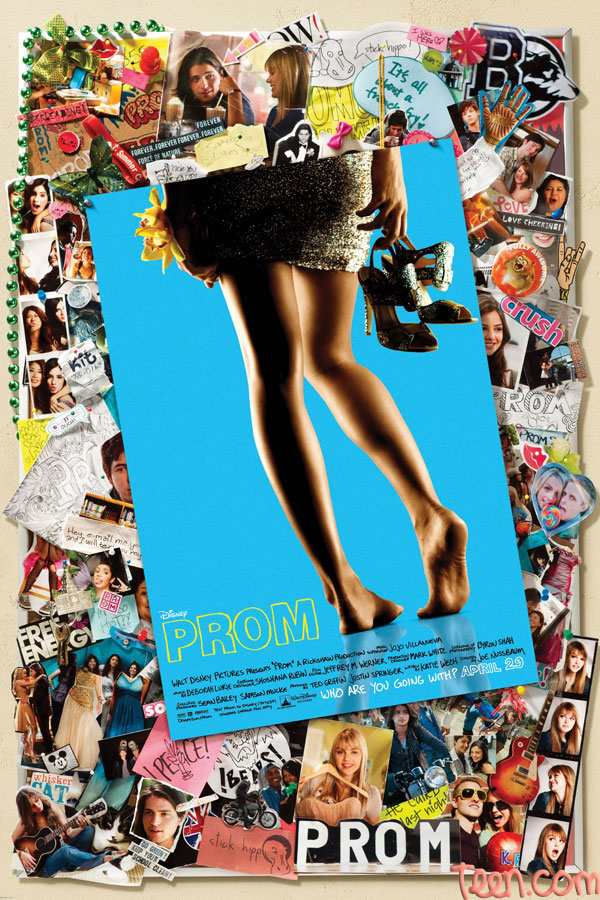 prom disney movie poster 30 Movie Posters Of 2011