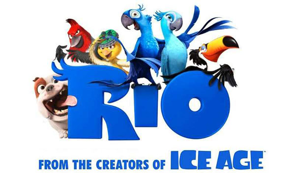 rio poster 30 Movie Posters Of 2011