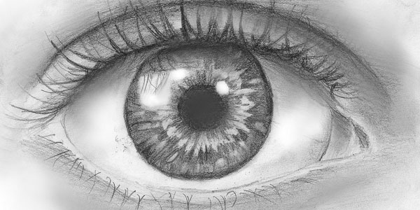eye draw 50 Splendid Pencil Drawings