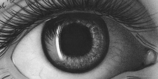 eye 50 Splendid Pencil Drawings