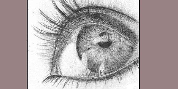 eyes 50 Splendid Pencil Drawings