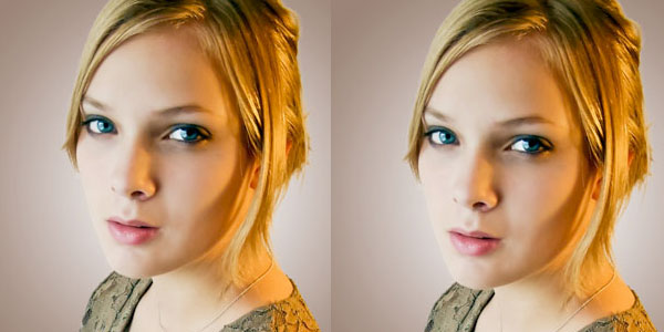 Professional Beauty Retouch