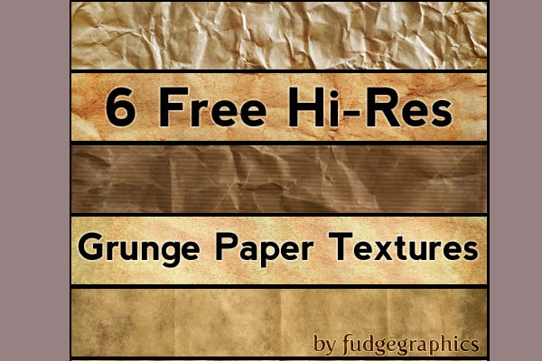 grunge paper texture 105 Photoshop Textures For Designers