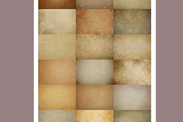 Vintage-ish Texture set 1