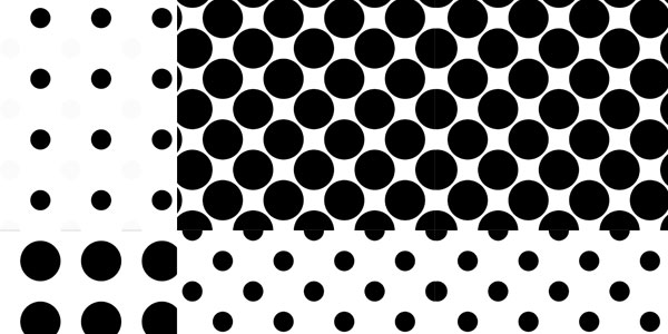 different polka dots 30 Free Polka Dot Backgrounds