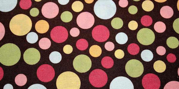 Pretty Pastel Polka Dots