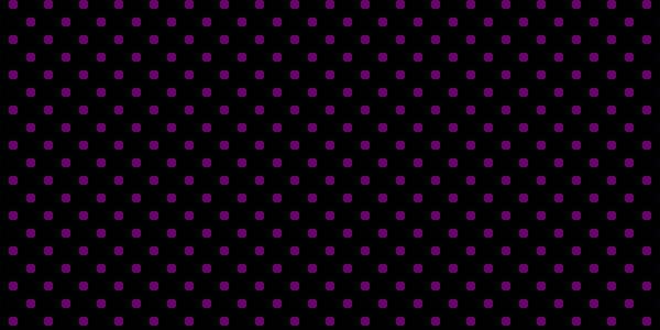 Polka-dotted background for twitter or other