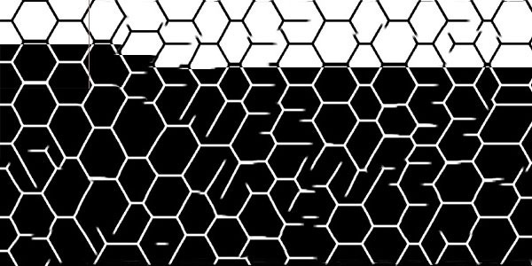 bee background 50 Cool White Backgrounds For Your Site