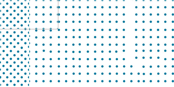 blue polka background 50 Cool White Backgrounds For Your Site