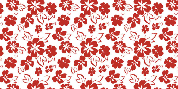 Seamless Flower Pattern-5
