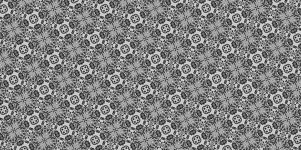 flower abstract 70 Useful Black And White Backgrounds