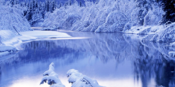 wallpaper desktop nature winter. Winter Nature Landscape