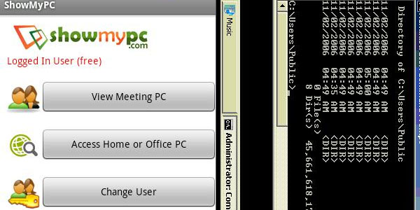 ShowMyPC Remote Support Access