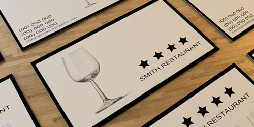 Template Download Information Really Useful Free Business Card - Restaurant business cards templates free