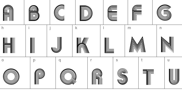 akka 50 Free Cool Fonts You Could Use