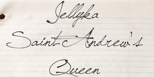 jellyka saint andrews queen 50 Free Cool Fonts You Could Use