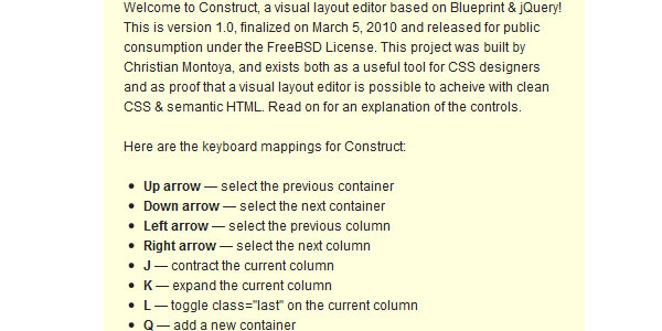 constructyourcss 25 Helpful CSS Grid Frameworks