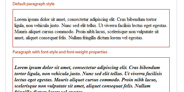 css typography 30 Useful CSS Typography Tricks
