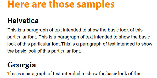making the most of the limited choices in web typography 30 Useful CSS Typography Tricks
