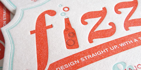 fizz 30 Killer Die Cut Business Cards