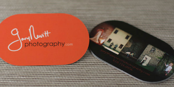 photography card 30 Killer Die Cut Business Cards